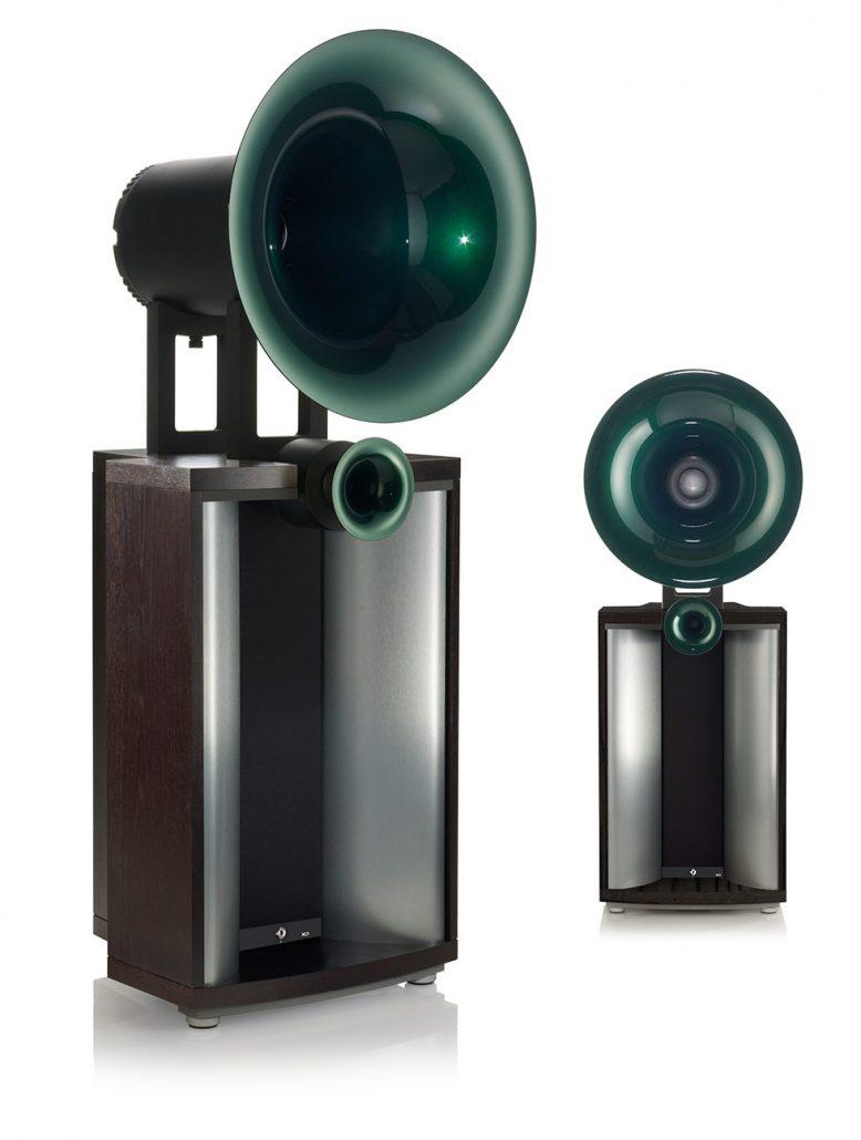 Smaragd Pearl Green - Ebony Wenge