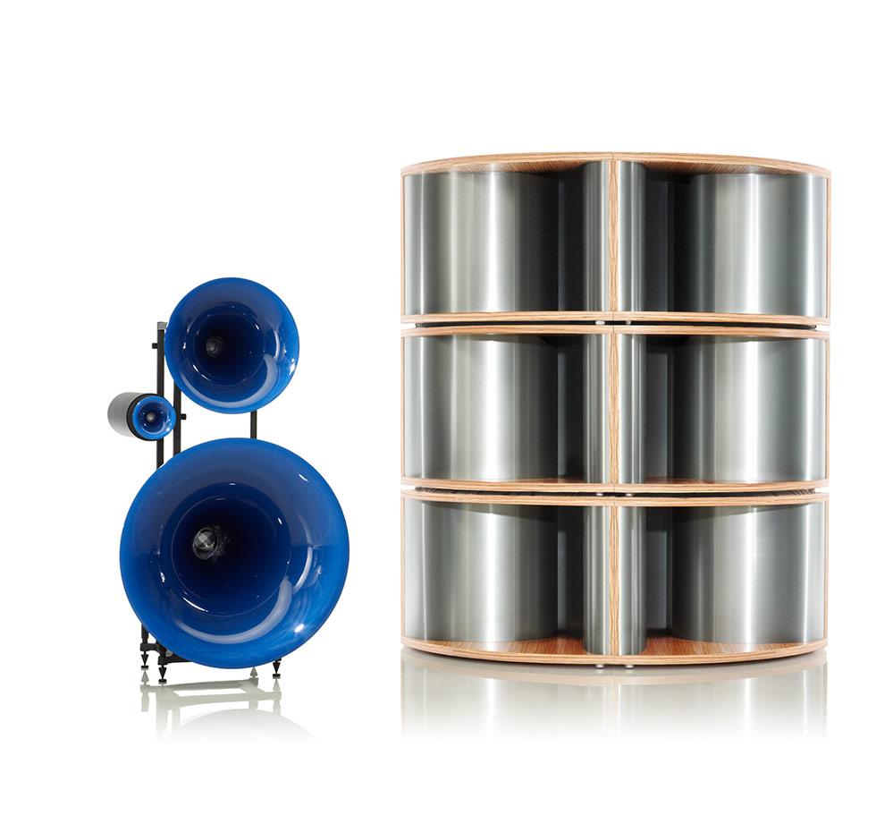 Sapphire Burma Blue - Zebrano