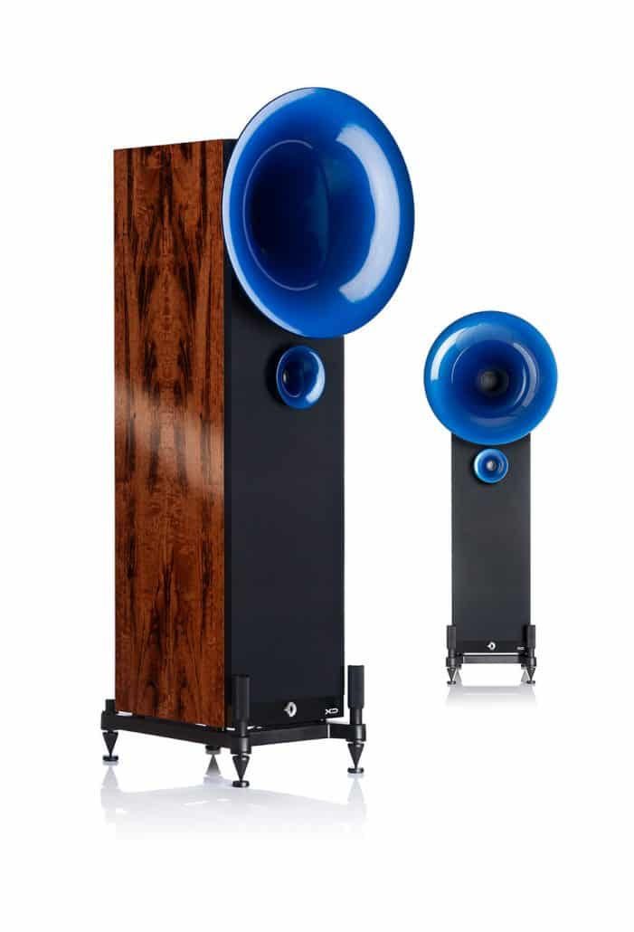 Sapphire Burma Blue - Tiger-Rosewood