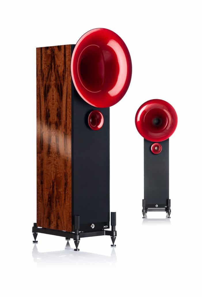 Ruby Brilliant Red - Tiger-Rosewood